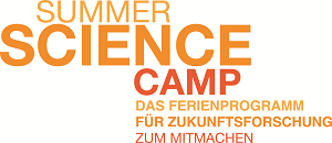 Summer Science Camp Logo